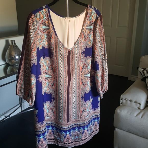 Gibson Latimer Dresses & Skirts - Smock dress